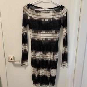 Rachel Roy long sleeve dress with pockets